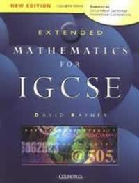 want cambridge IGCSE Maths Coaching for 0580/0607