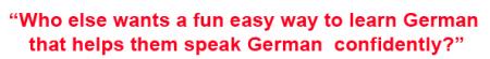 Best way to Learn to Speak German Language