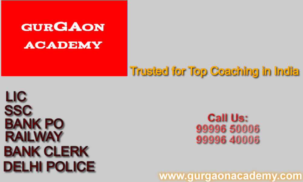 Want to join coaching for DELHI POLICE(SI) BANK PO SSC CGL Exams in New Delhi Gurgaon ROHTAK