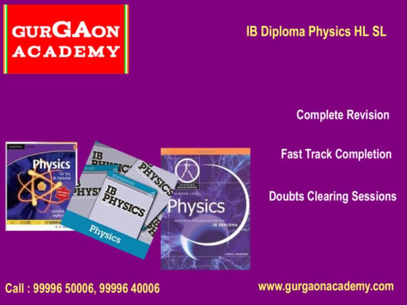 Math Physics IB HL SL Revision Online Classes Tutor Teacher