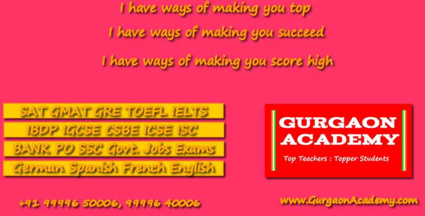 Want to learn German Spanish French Spanish Hindi English at Gurgaon New DELHI