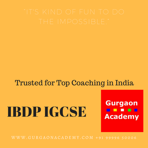 Gurgaon Academy Coaching Centre