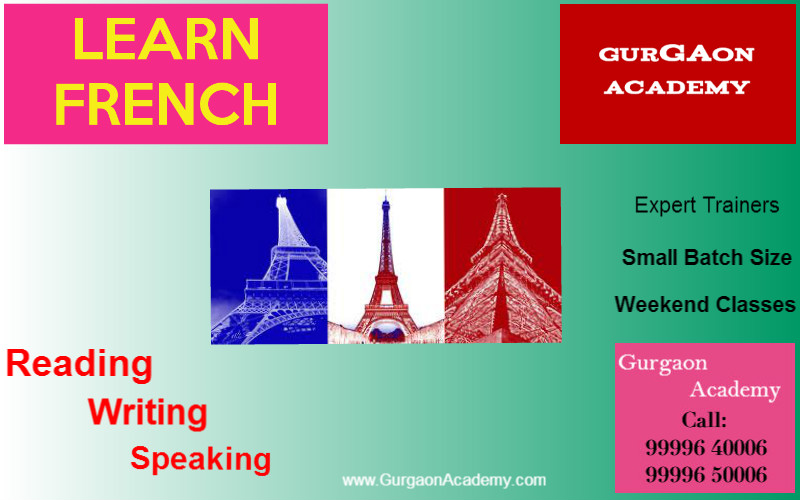 French Course A1 Level Coaching(99996 50006):Join French Lesson Class Institute in Gurgaon