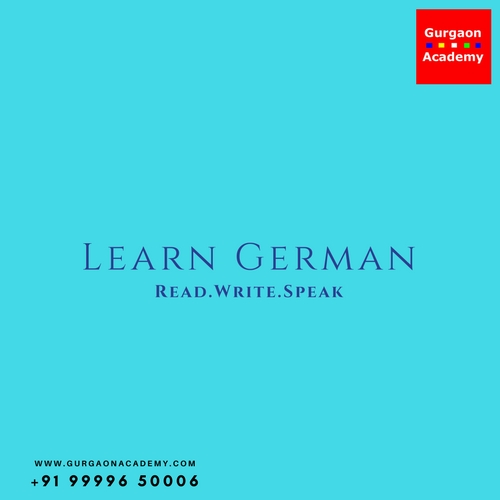 German Language Course Institute for A1 A2 B1 B2 C1 C2 Levels:Join Gurgaon Academy