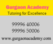 Best Coaching Institute Learning Centre in Gurgaon:Gurgaon Academy