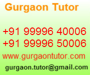 Gurgaon Academy Coaching Institute Learning Centre for Grade 12th CBSE Students