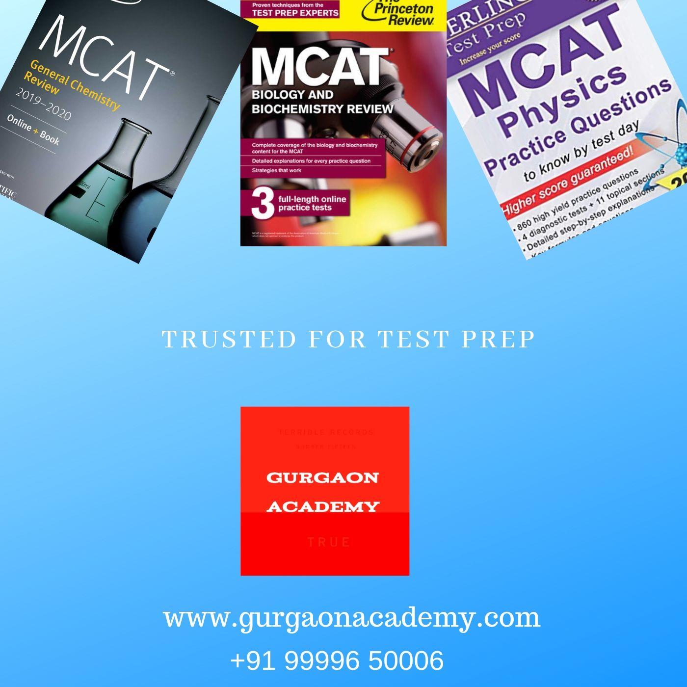 Mcat classes